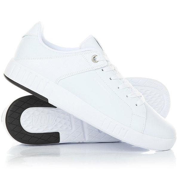Кеды кроссовки низкие Anta  81818067-1 Белые