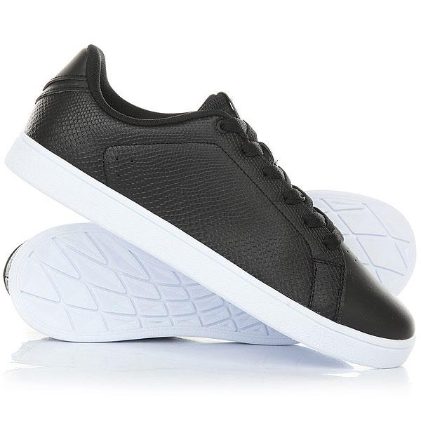 Кеды кроссовки низкие Anta  81818059-2 Черные