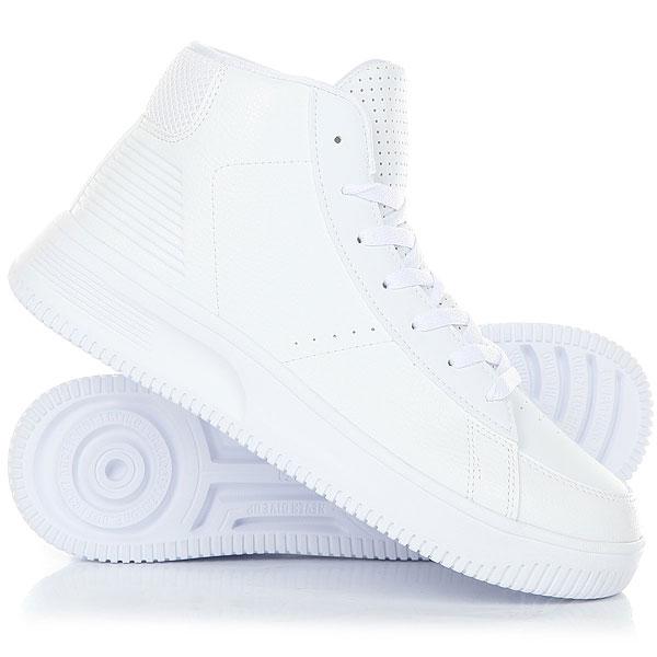 Кеды кроссовки высокие Anta  81811216-2 Белые