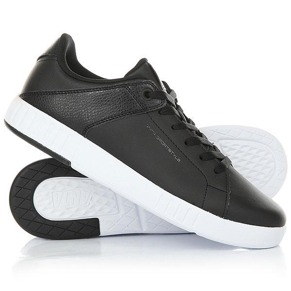 Кеды кроссовки низкие Anta  81818067-2 Черные