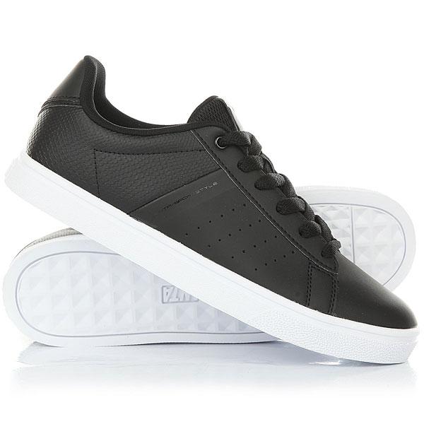 Кеды кроссовки низкие Anta  81818055-3 Черные