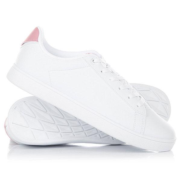 Кеды кроссовки низкие женские Anta 82818060-1 Белые