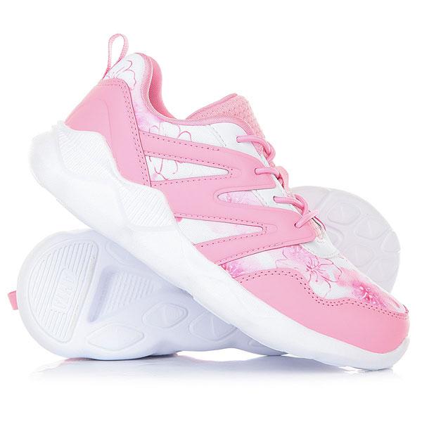 Кроссовки детские Anta W32819922-2 Белые<br><br>Цвет: белый,розовый<br>Тип: Кроссовки<br>Возраст: Детский