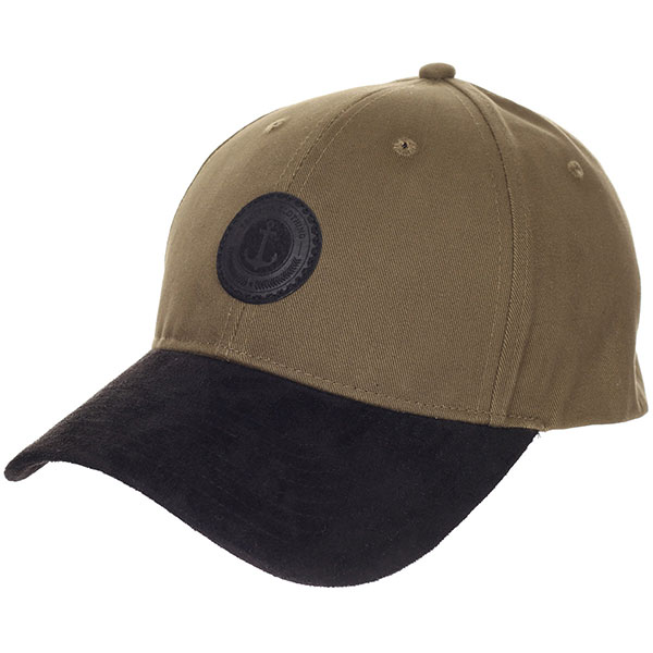 Бейсболка классическая TrueSpin Anker Olive/Black quiksilver сорочка quiksilver eqywt03286 kvj6 черный
