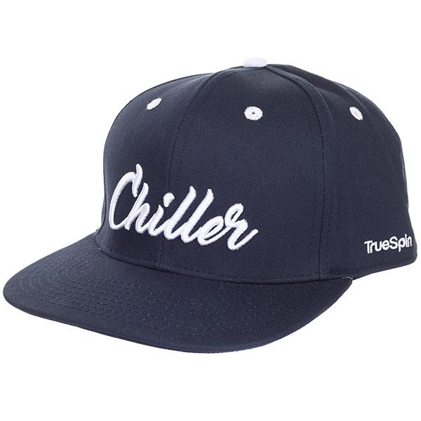 Бейсболка с прямым козырьком TrueSpin Chiller Dark Blue бейсболка с прямым козырьком запорожец logo dark blue brown page 8