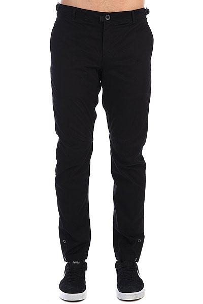 Штаны прямые Skills Btns Pants Черный<br><br>Цвет: черный<br>Тип: Штаны прямые<br>Возраст: Взрослый<br>Пол: Мужской