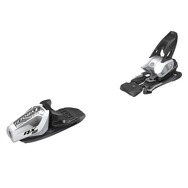 Крепления для лыж TYROLIA Rx 12 Brake 110 [d] Matt White<br><br>Цвет: черный<br>Тип: Крепления для лыж<br>Возраст: Взрослый<br>Пол: Мужской