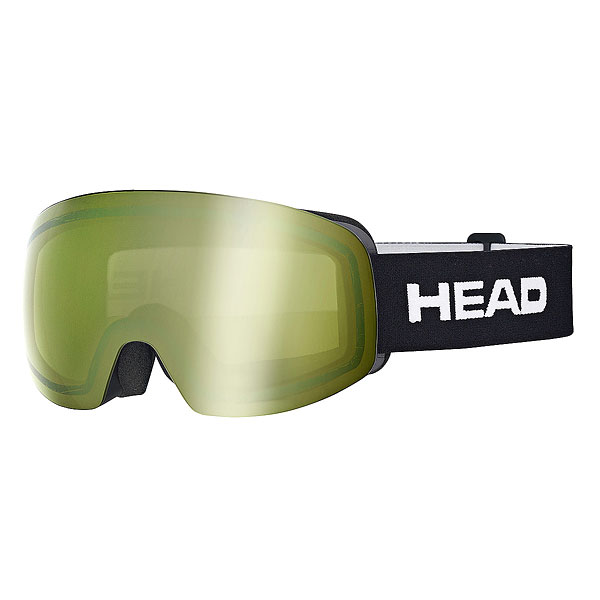 Маска для сноуборда Head Galactic Green