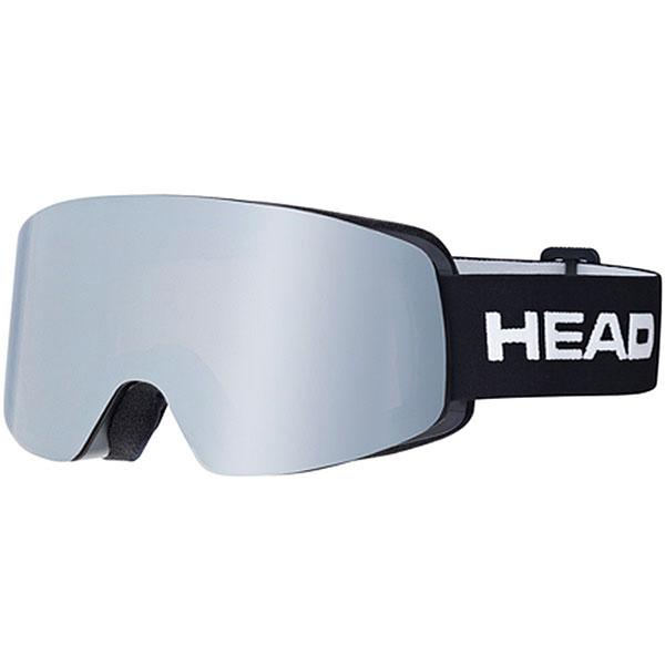 Маска для сноуборда Head Infinity Race + Доп Линза Black infinity kids 32134510002