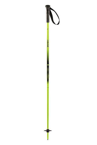 Лыжные палки Head Monster 14 Mm Black Neon Yellow словени горнолыжные курорты куплю путевку не дорого