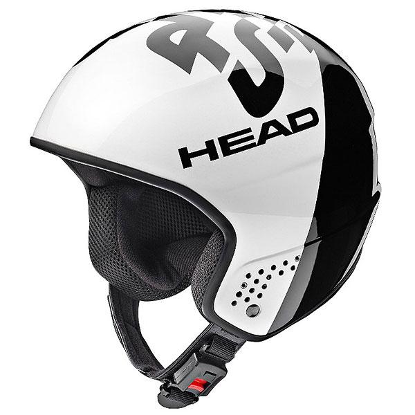 Шлем для сноуборда Head Stivot Race Carbon Rebels White/Black<br><br>Цвет: мультиколор<br>Тип: Шлем для сноуборда<br>Возраст: Взрослый<br>Пол: Мужской