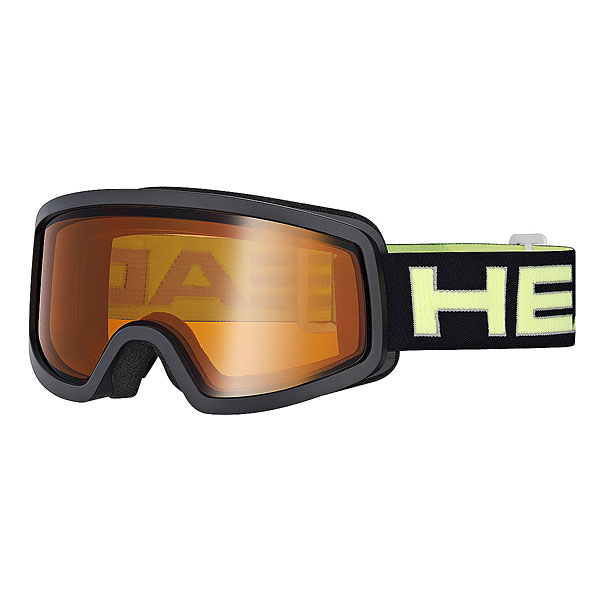 Маска для сноуборда Head Stream Black/Orange