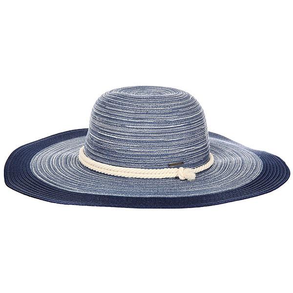 Шляпа женская Roxy Ocean Dream Dress Blues варежки женские roxy victoria mitt hawaian ocean