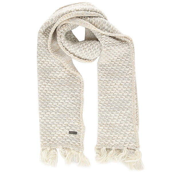 Шарф женский Roxy The Shopp Scarf Marshmellow шарф женский roxy the shopp anthracite