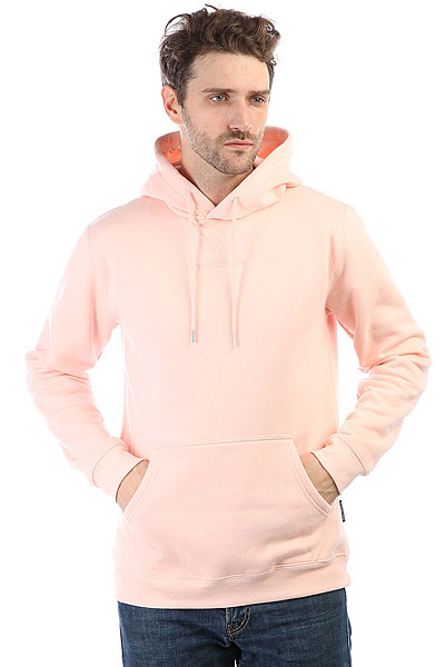 Толстовка кенгуру DC Craigburn English Rose<br><br>Цвет: розовый<br>Тип: Толстовка кенгуру<br>Возраст: Взрослый<br>Пол: Мужской