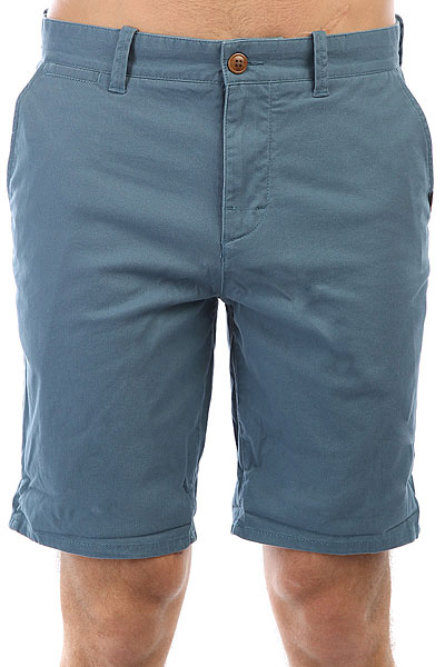Шорты классические Quiksilver Krandychinst Real Teal шорты пляжные детские quiksilver hightechyth16 real teal
