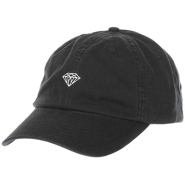 Бейсболка классическая Diamond Brilliant Sports Hat Black люстра на штанге preciosa brilliant 45 0524 006 07 00 07 01