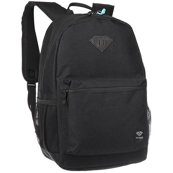 Рюкзак Diamond Culet Backpack Black<br><br>Цвет: черный<br>Тип: Рюкзак<br>Возраст: Взрослый<br>Пол: Мужской