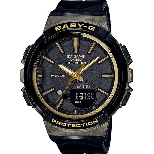 Электронные часы женские Casio Baby-G bgs-100gs-1a casio g shock g classic ga 110mb 1a