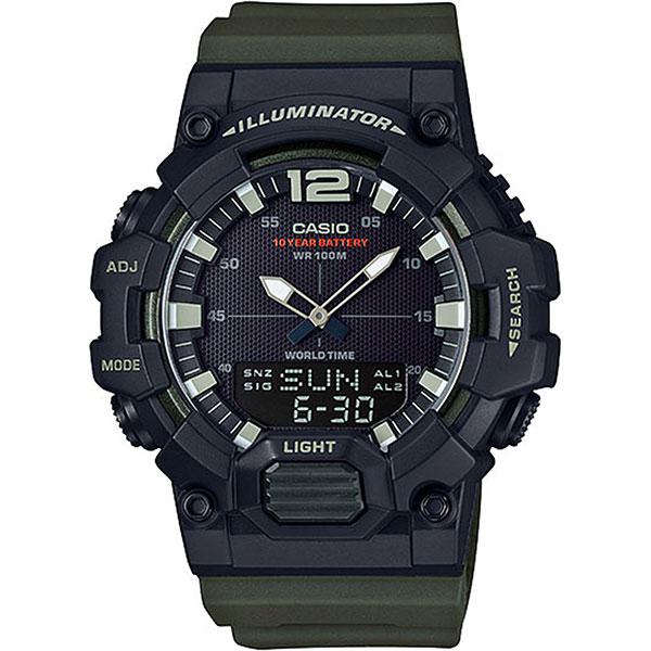 Электронные часы Casio Collection hdc-700-3a часы kenneth cole kenneth cole ke008dmwtw72