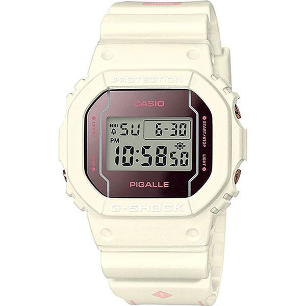 Электронные часы Casio G-shock dw-5600pgw-7e часы kenneth cole kenneth cole ke008dmwtw72
