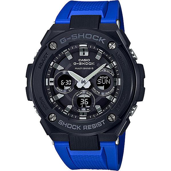 Электронные часы Casio G-shock gst-w300g-2a1 часы kenneth cole kenneth cole ke008dmwtw72
