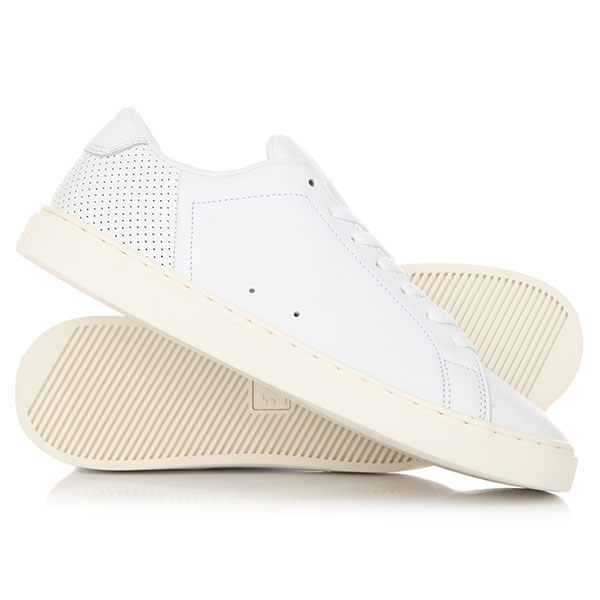 Кеды кроссовки низкие DC Reprieve Se White dc shoes кеды dc council se navy camel 8