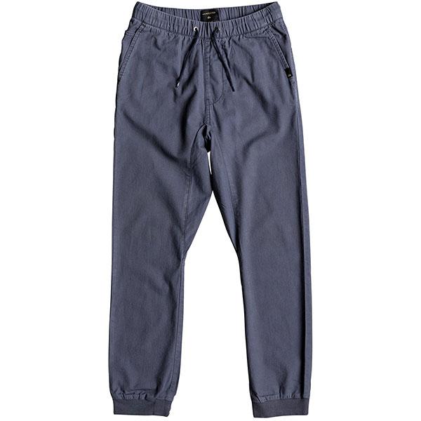 Штаны прямые детские Quiksilver Wapu Pant Vintage Indigo