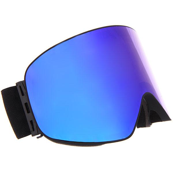 Маска для сноуборда Vizzo Affect Blue Ionized маска для сноуборда dragon apxs splatt pink ionized ionized