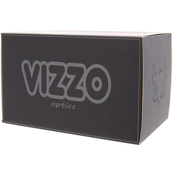 Маска для сноуборда Vizzo Vizzo Spherix Green Mirror/Black
