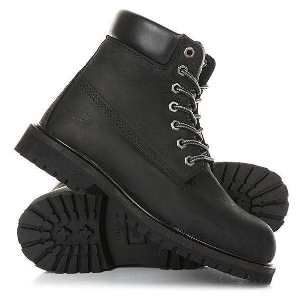 Ботинки высокие Dickies South Dakota Black перчатки dickies memphis black