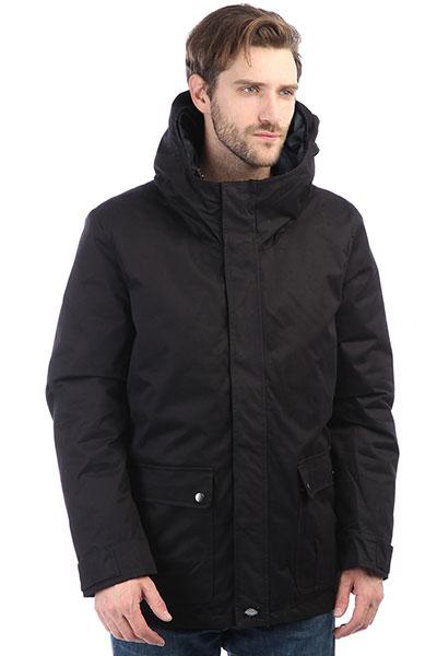 Куртка парка Dickies Avondale Black перчатки dickies memphis black
