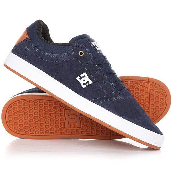 Кеды кроссовки DC Crisis M Shoe Navy/White кеды низкие dc shoes heathrow m shoe xbky