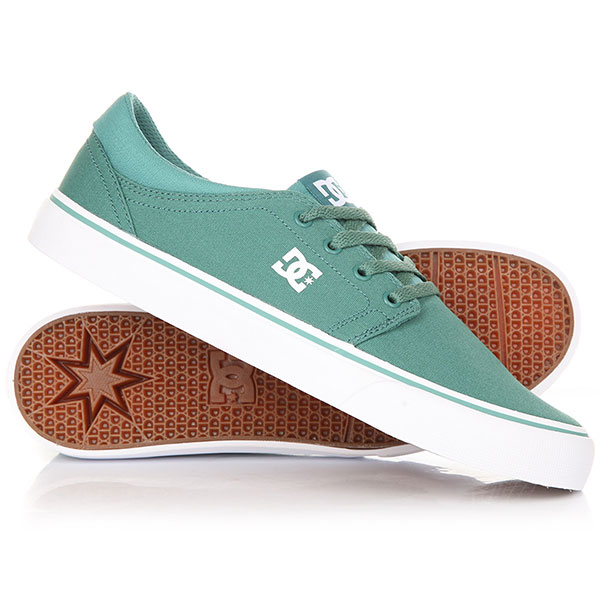 Кеды кроссовки DC Trase M Shoe Grass dc shoes кеды dc heathrow se 11