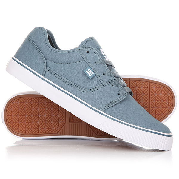 Кеды кроссовки низкие DC Tonik Tx Blue Ashes dc shoes кеды dc shoes tonik tx red 11