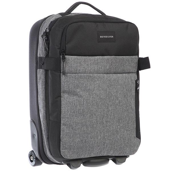 Сумка дорожная Quiksilver New Horizon 32 L Light Grey Heather promate horizon ld сумка для ноутбука 15 6 black