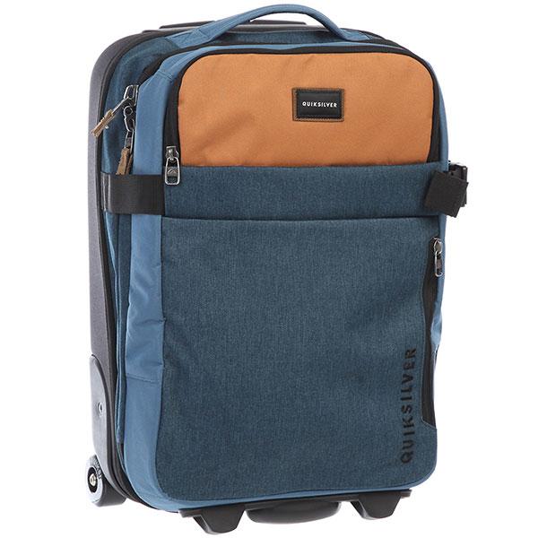 Сумка дорожная Quiksilver New Horizon Blue Nights Heather promate horizon ld сумка для ноутбука 15 6 black
