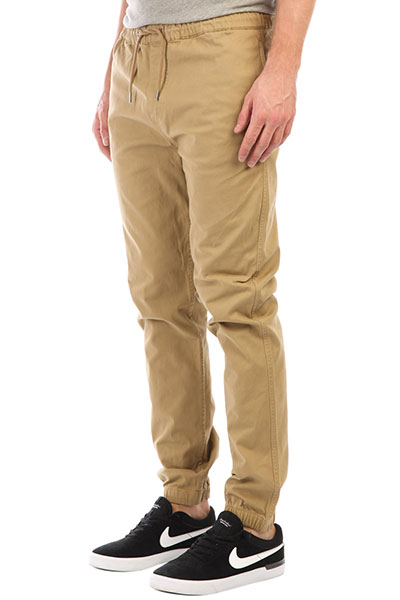Штаны прямые DC Blamedale Khaki штаны прямые billabong new order chino khaki