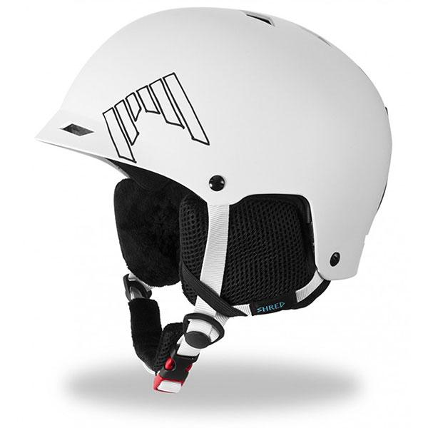 Шлем для сноуборда Shred Half Brain B-line WhiteПрочный шлем из пластика ABS обеспечивает несравненное сопротивление и защиту во время ударов.Технические характеристики: Соответствует стандартам безопасности EN1077B, ASTMF2040 (для зимних видов спорта).Вкладыш Aegis® Microbe Shield® защищает от неприятного запаха и бактерий.Вентиляция предотвращает запотевание маски.Низкопрофильная система быстрой и легкой подгонки шлема даже в перчатках.Обеспечивает идеальную посадку в любом размерном ряду.Совместим с аудиосистемой.Съемные ушные накладки.<br><br>Цвет: белый<br>Тип: Шлем для сноуборда<br>Возраст: Взрослый<br>Пол: Мужской