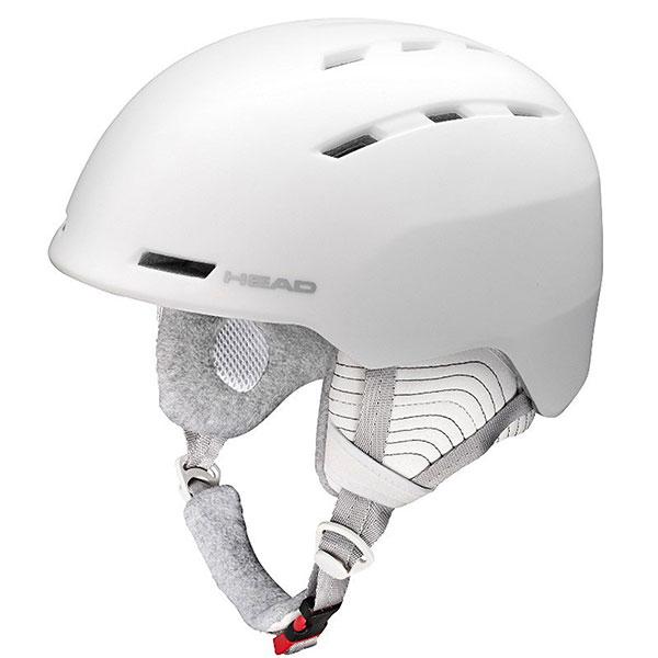 Шлем для сноуборда Head Valery White<br><br>Цвет: белый<br>Тип: Шлем для сноуборда<br>Возраст: Взрослый<br>Пол: Мужской