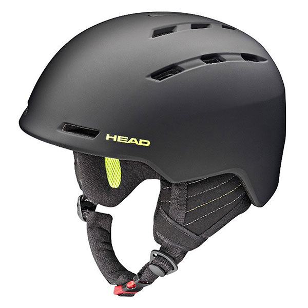 Шлем для сноуборда Head Vico Black шлем горнолыжный head vico black