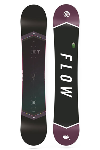Сноуборд Flow Venus Real Black