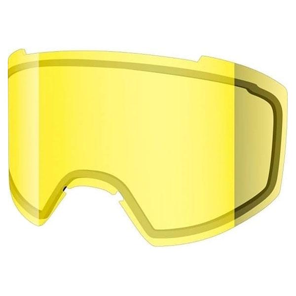 Линза для маски Shred Доп. Линза Двойная Для Simplify 72% Clear Yellow<br><br>Цвет: желтый<br>Тип: Линза для маски<br>Возраст: Взрослый<br>Пол: Мужской