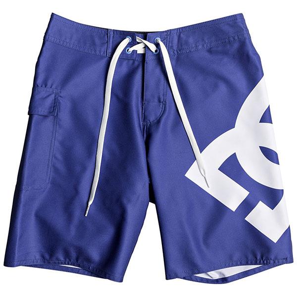 Шорты пляжные детские DC Lanai 17 Sodalite Blue dc shoes футболка dc wanderer blue iris