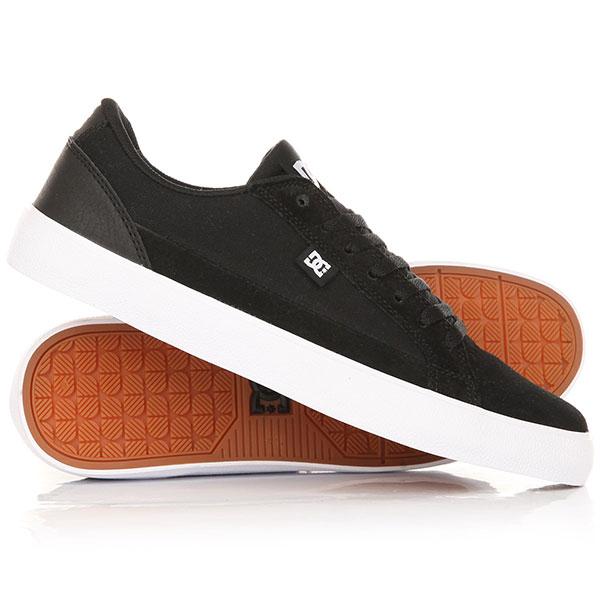 Кеды кроссовки низкие DC Lynnfield Black/White dc shoes кеды dc heathrow se 11