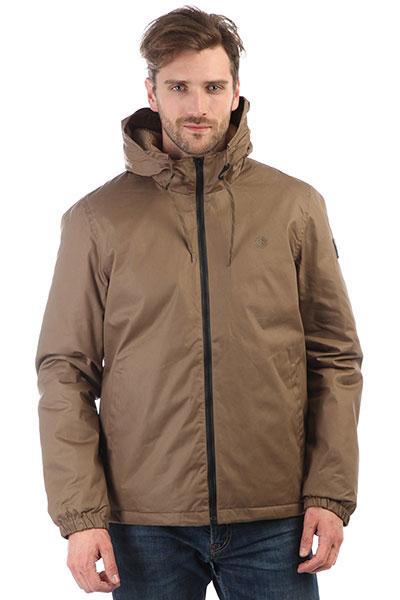Куртка Element Alder Wax Canteen Green<br><br>Цвет: коричневый<br>Тип: Куртка<br>Возраст: Взрослый<br>Пол: Мужской