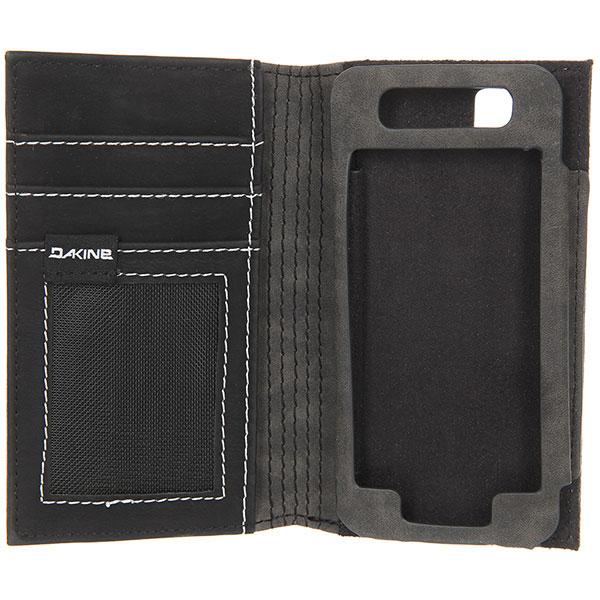 Чехол для Iphone 5S Dakine Tucker Phone Wallet Black