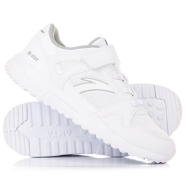 Кроссовки детские ANTA W31738805-2 White