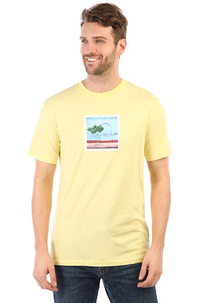 Футболка DC Viajero Lemon Meringue<br><br>Цвет: желтый<br>Тип: Футболка<br>Возраст: Взрослый<br>Пол: Мужской