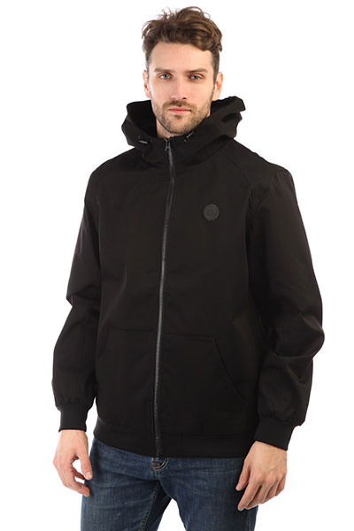 Куртка DC Ellis Jacket Black puma толстовка bmw msp hooded sweat jacket
